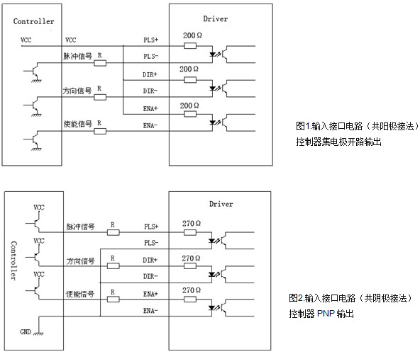 lk-2024a 步进电机驱动器(适用42,57,86两相电机)